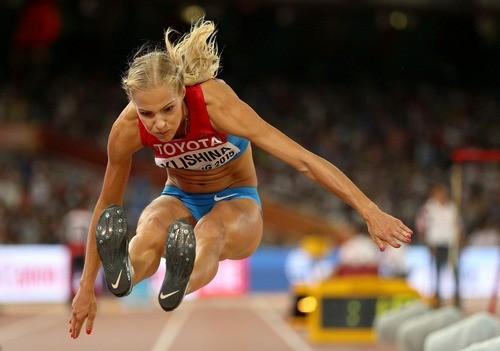 IAAF удовлетворила заявку Дарьи Клишиной и предположила  еедо состязаний