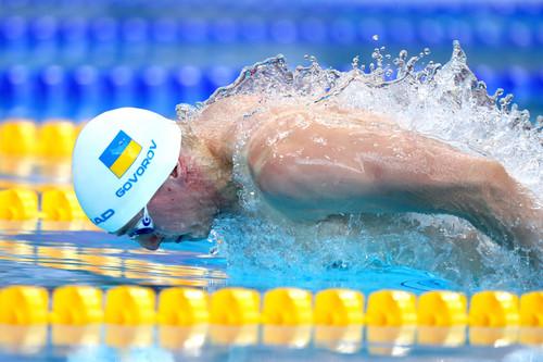НаОлимпийских играх украинский пловец прошел вфинал соревнований