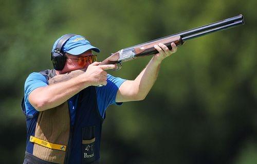 Олимпиада-2016: Украинец Мильчев вышел вполуфинал состязаний постендовой стрельбе