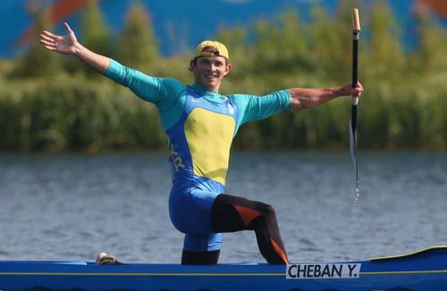 Каноист Чебан одержал победу золото для Украины наОлимпиаде