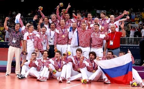 Жиба призвал отнять сборную РФ поволейболу золотаОИ 2012 года