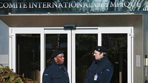 Русским корреспондентам запретели брать интервью на совещании вЛозанне
