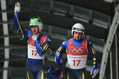Пхенчхан-2018. Украинские саночники стали худшими на Олимпиаде