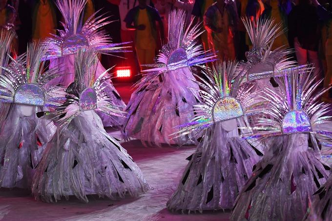 ВРио-де-Жанейро закончились XXXI летние Олимпийские игры