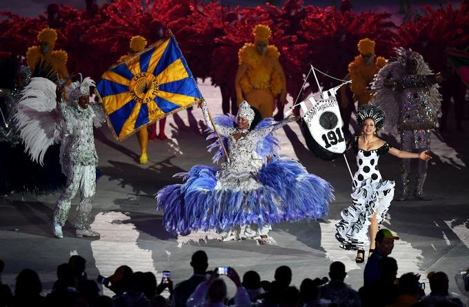 РФ занимает 4-ое место вмедальном зачете Олимпиады